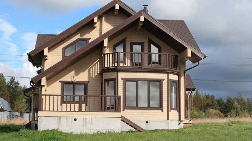 Строительство и преимущества каркасных домов