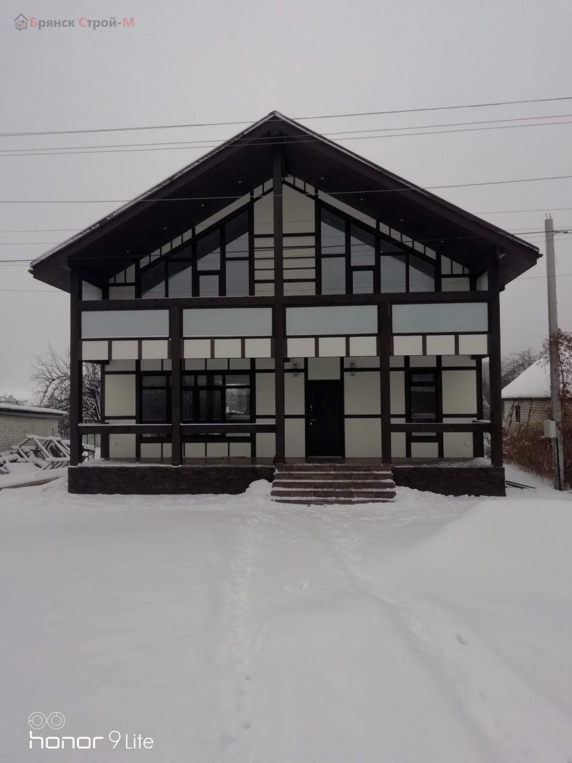 Каркасный дом в пос. Толмачево